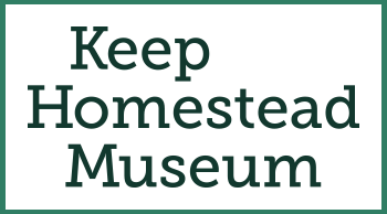 Keep Homestead Museum logo