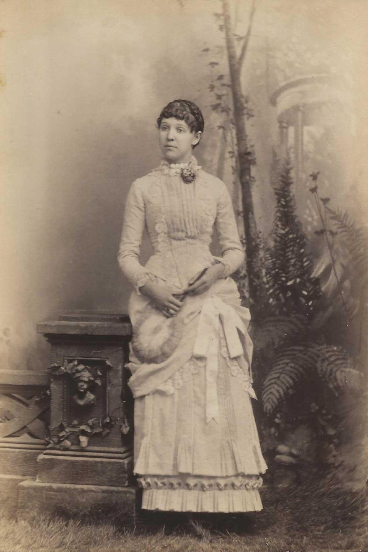 Jennie Keep portrait