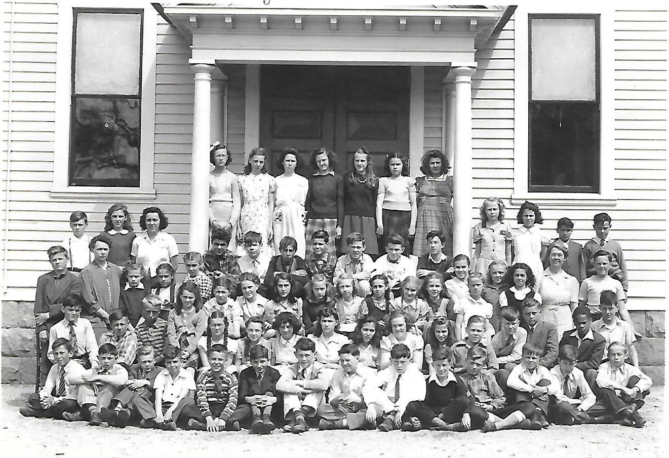 state street school class photo