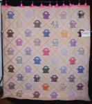 basket pattern quilt