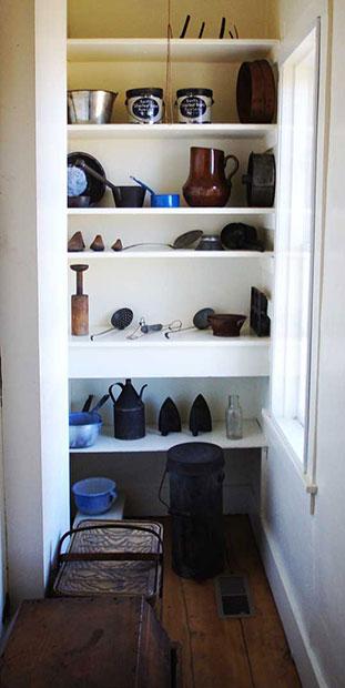 New kitchen pantry